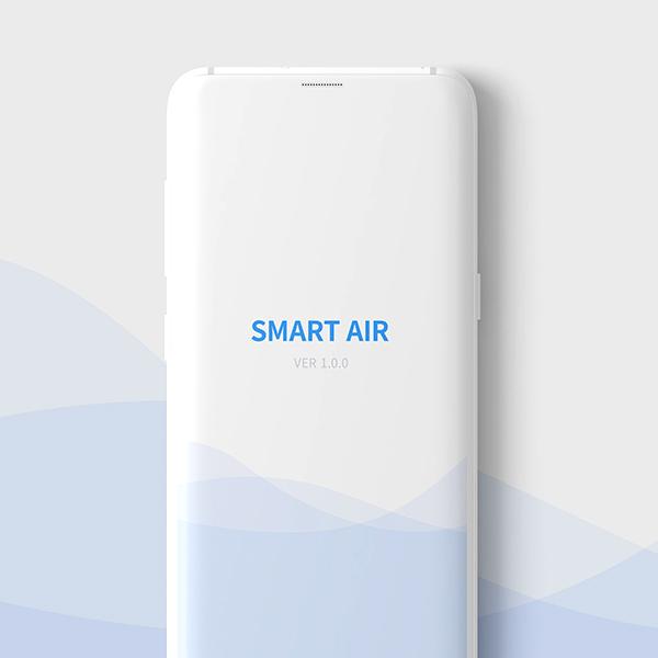가전제품 모바일 앱 디자인