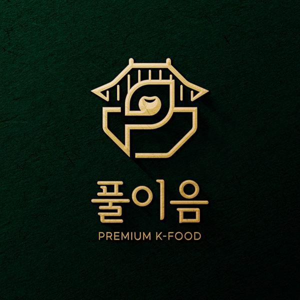 로고   친환경 전통식품