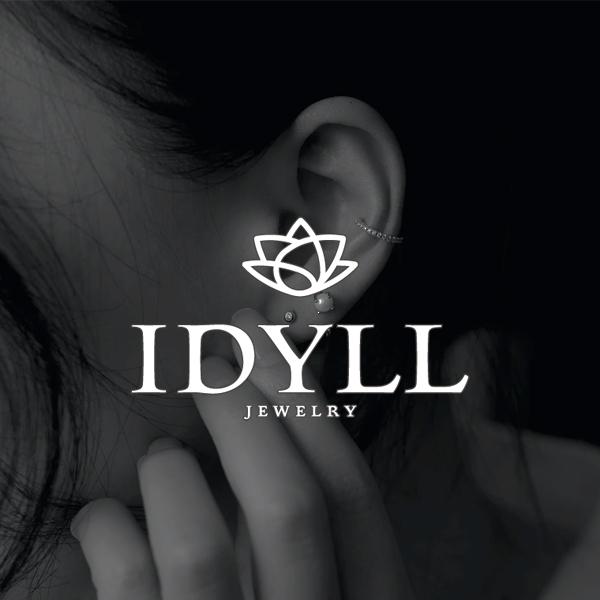 로고 | 주얼리 브랜드 로고 의뢰 | 라우드소싱 포트폴리오