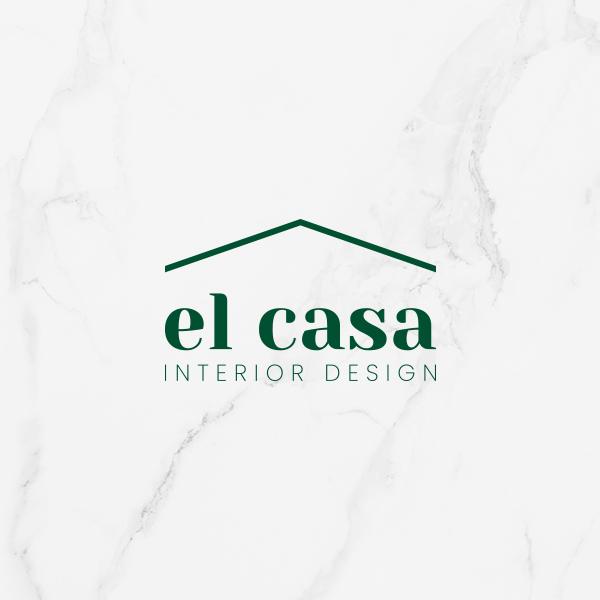 로고 | 엘 까사 로고 디자인 의뢰 | 라우드소싱 포트폴리오