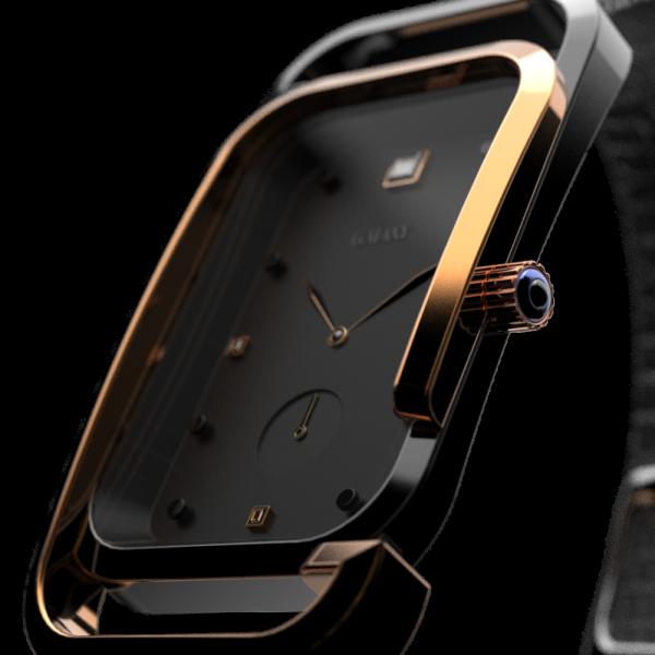 제품/3D | 여성용 손목시계 디자인 변경 | 라우드소싱 포트폴리오. title=