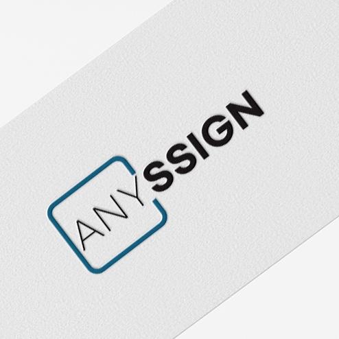 로고 + 명함 | 전자계약서비스 로고 디자인 의뢰 | 라우드소싱 포트폴리오