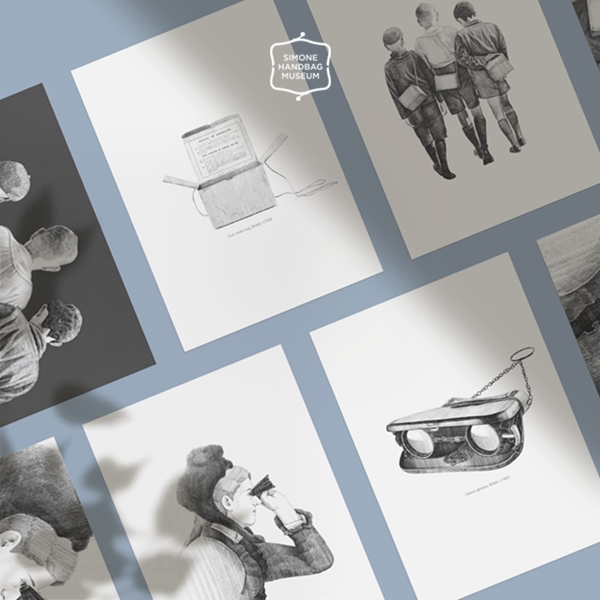 기타 | 시몬느 핸드백 박물관 아트상품 디자인 공모전 | 라우드소싱 포트폴리오