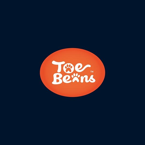 로고 | Toe Beans / 토빈즈 로고 디자인 의뢰 | 라우드소싱 포트폴리오