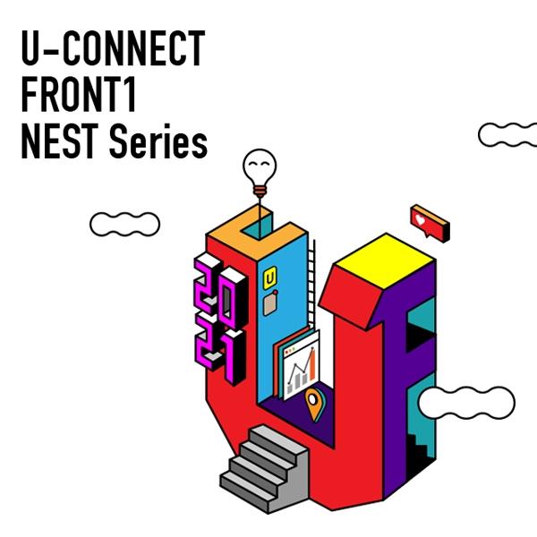 포스터 / 전단지 | U-CONNECT FRONT1 NEST Series 포스터 | 라우드소싱 포트폴리오