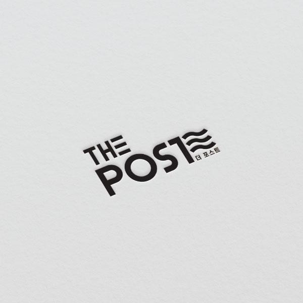 로고 | 한국우편사업진흥원 문화우편상품 브랜드 로고 디자인 공모 | 라우드소싱 포트폴리오