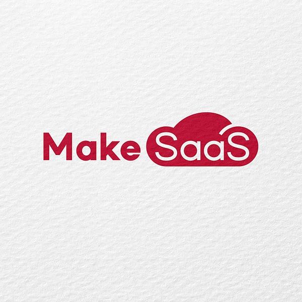 로고 | Make SaaS 브랜드 로고 디자인 | 라우드소싱 포트폴리오
