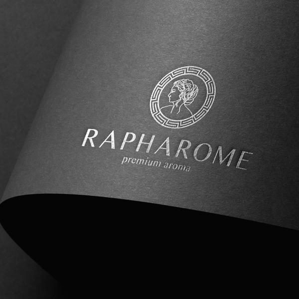 로고 | 라파롬(Rapharome) 아로마브랜드 로고 디자인 의뢰 | 라우드소싱 포트폴리오