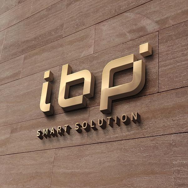 로고 + 명함 | IBP 로고(CI) 명함 디자인 의뢰 | 라우드소싱 포트폴리오