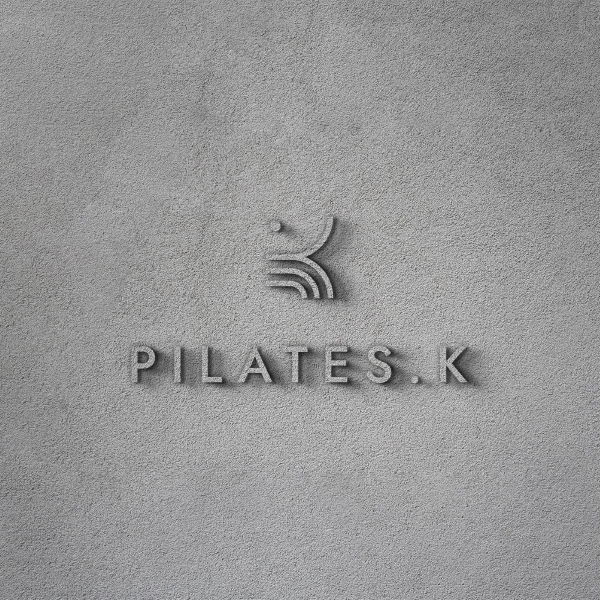 로고 + 간판 | 필라테스 로고/간판 디자인 의뢰  | 라우드소싱 포트폴리오