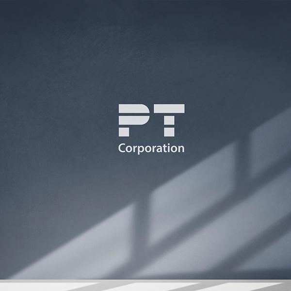 브랜딩 SET | PT 회사명에 대한 확장성을 고려한 로고디자인 개발 | 라우드소싱 포트폴리오
