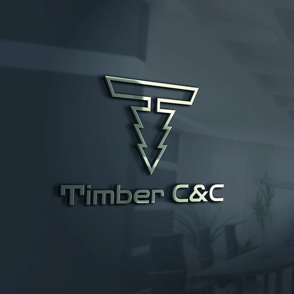 로고 | 팀버씨앤씨 로고 디자인 의뢰 | 라우드소싱 포트폴리오