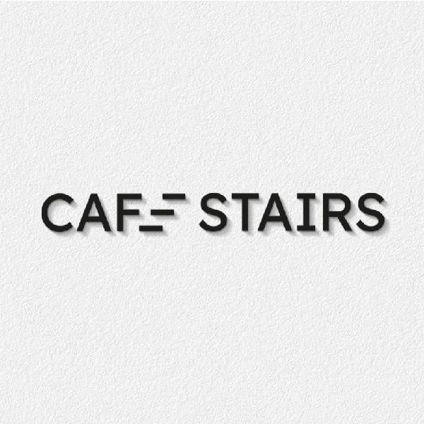 로고 | 'Cafe Stairs' 로고 디자인 의뢰 | 라우드소싱 포트폴리오