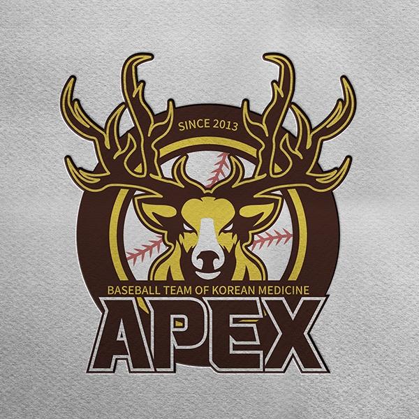 로고 | 한의사 야구팀 로고 디자인 의뢰 | 라우드소싱 포트폴리오