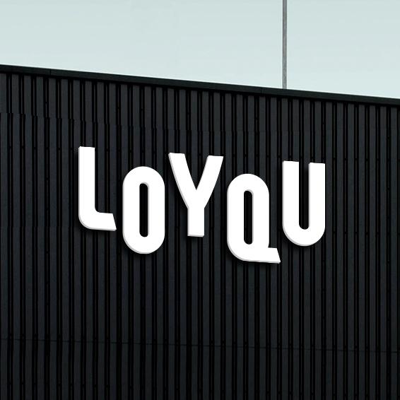 | LOYQU 로이쿠 로고 디자인 의뢰 | 라우드소싱 포트폴리오