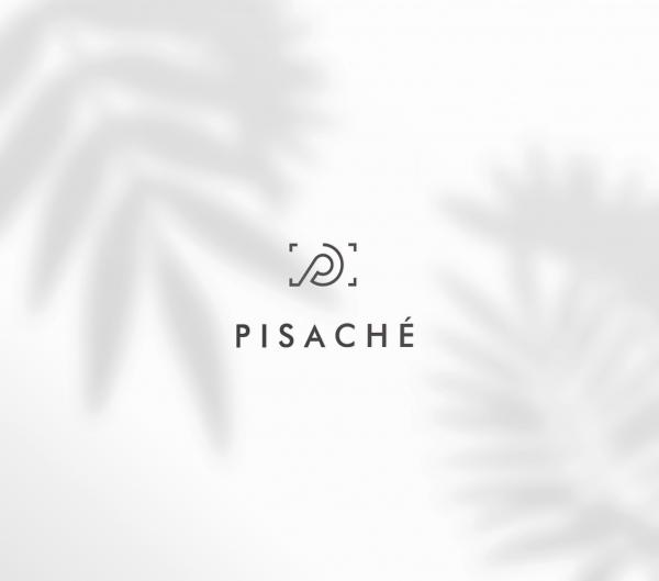로고 | PISACHÉ 패션브랜드 로고 디자인 의뢰 | 라우드소싱 포트폴리오