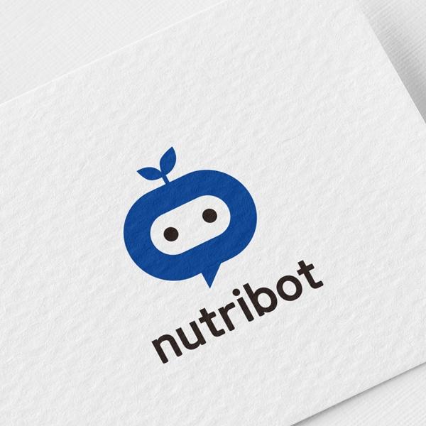 로고 | 영양가 듬뿍 담긴 진지한 상담봇의 로고 디자인 의뢰합니다. | 라우드소싱 포트폴리오