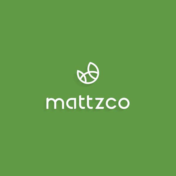 로고 + 명함 | 'MATTZCO' 로고 및 명함 디자인 의뢰 | 라우드소싱 포트폴리오