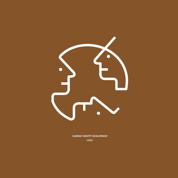 로고 | 프리미엄 원목 캠핑가구 브랜드 로고 디자인 의뢰 | 라우드소싱 포트폴리오