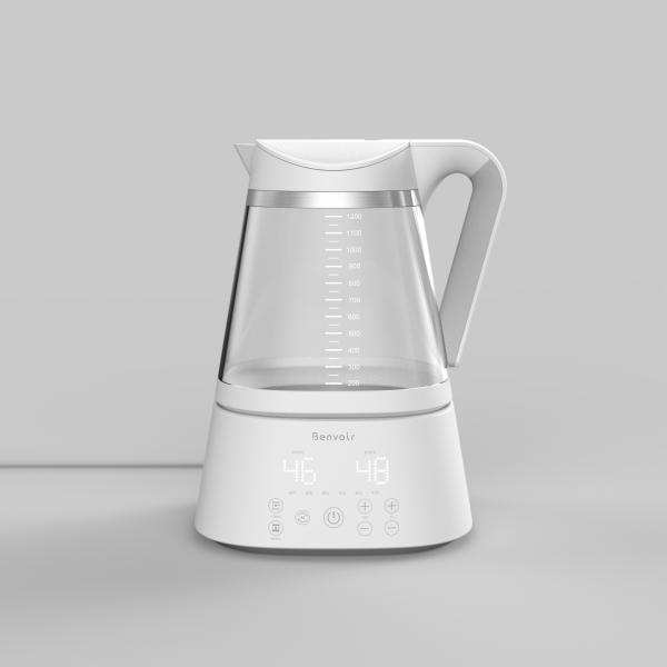 제품/3D | 분유포트 제품리뉴얼 의뢰 | 라우드소싱 포트폴리오