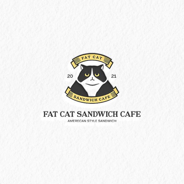 | 해외 샌드위치 가게 로고 | 라우드소싱 포트폴리오
