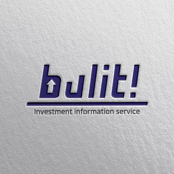 로고 | 투자 정보 제공 서비스 로고 디자인 의뢰 | 라우드소싱 포트폴리오
