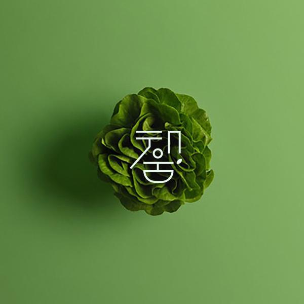 로고 | 비건 애플리케이션 '채움' 로고 디자인 의뢰 | 라우드소싱 포트폴리오