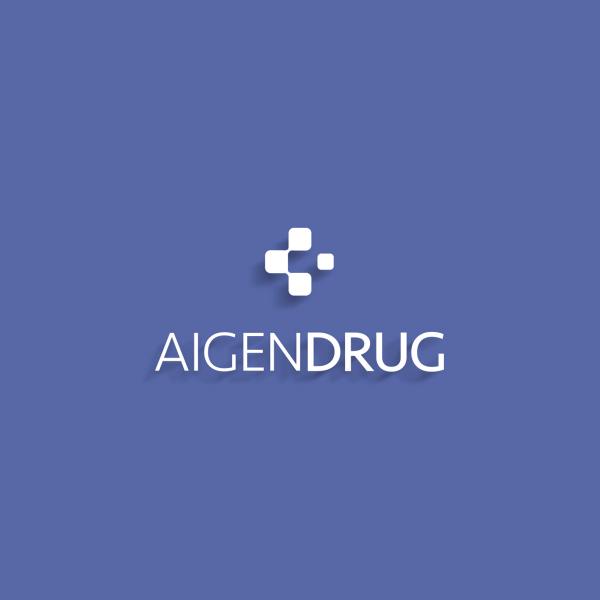 브랜딩 SET | AIGenDrug 브랜딩SET 디자인 의뢰 | 라우드소싱 포트폴리오