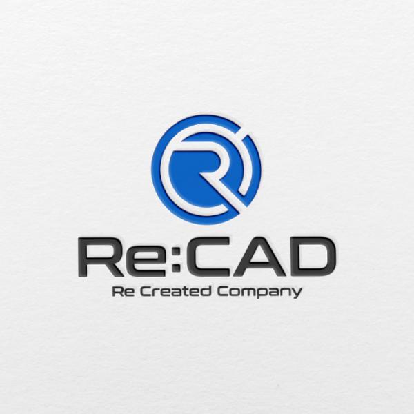 로고 + 명함 | 주식회사 리캐드 로고+명함 디자인 의뢰 | 라우드소싱 포트폴리오