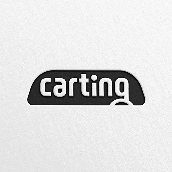 로고 | 카팅(carting) 로고 디자인 의뢰합니다^^ | 라우드소싱 포트폴리오