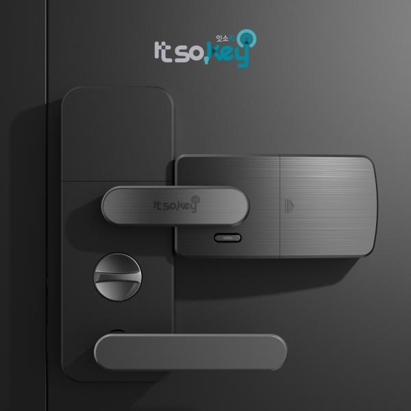 제품/3D | IoT기반 스마트 디지털 도어락 제품 디자인 의뢰 | 라우드소싱 포트폴리오