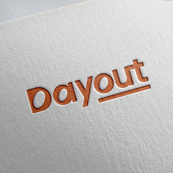 로고 | dayout 로고 디자인 의뢰 | 라우드소싱 포트폴리오