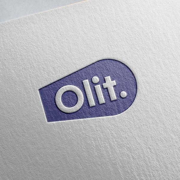   Olit(올릿) 로고 디자인 의뢰   라우드소싱 포트폴리오