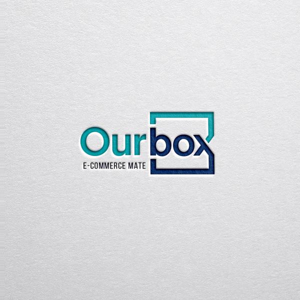 로고 + 명함 | 아워박스 로고 디자인 의뢰 | 라우드소싱 포트폴리오