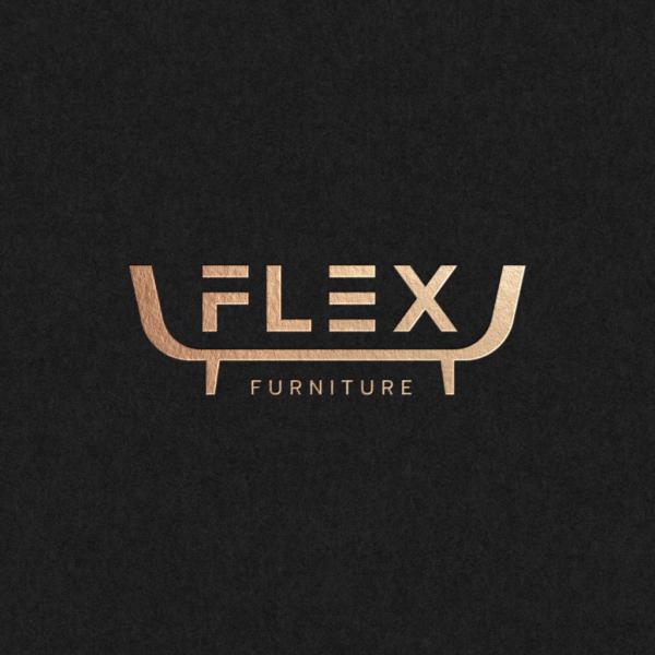 로고 | 플렉스가구 로고 디자인의뢰 | 라우드소싱 포트폴리오