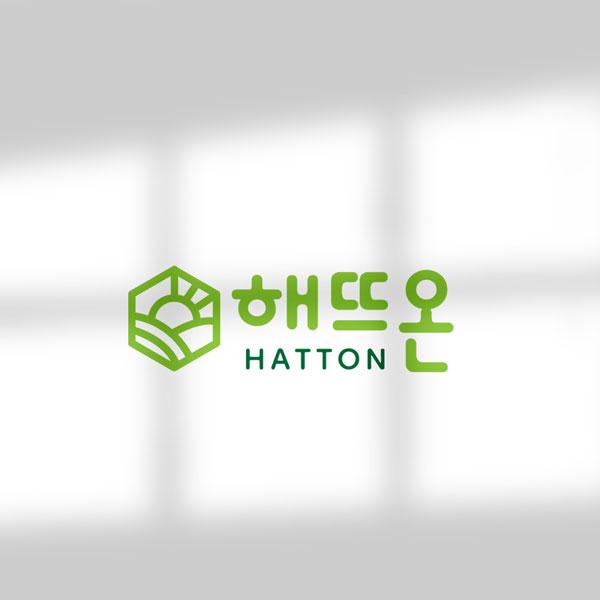 로고 + 채널아트 | 해뜨온 로고디자인의뢰 | 라우드소싱 포트폴리오