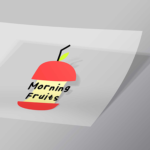 로고   Morning fruits 로고 디자인 의뢰   라우드소싱 포트폴리오