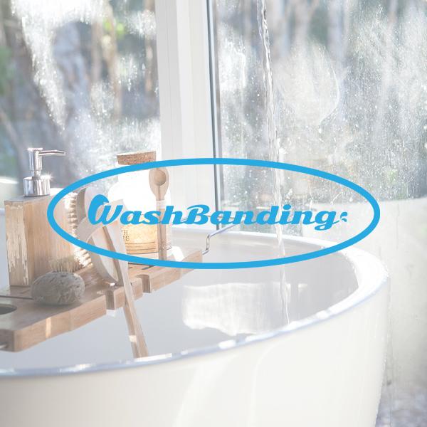 로고 | 워시밴딩 로고 디자인 의뢰 | 라우드소싱 포트폴리오