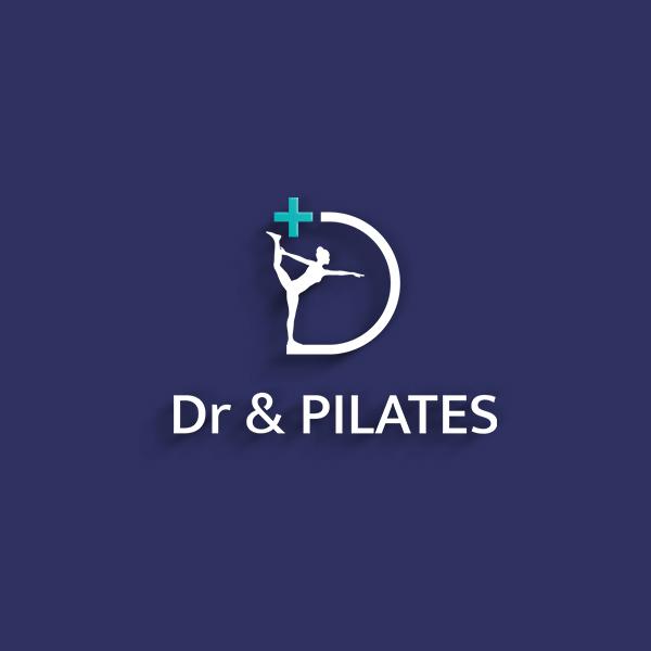 로고 | 닥터앤필라테스 로고 디자인 의뢰 | 라우드소싱 포트폴리오
