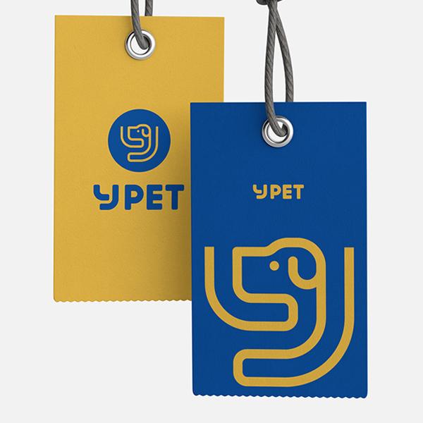 로고 | 반려동물 종합 플랫폼 '와이펫' 로고 디자인 의뢰! | 라우드소싱 포트폴리오