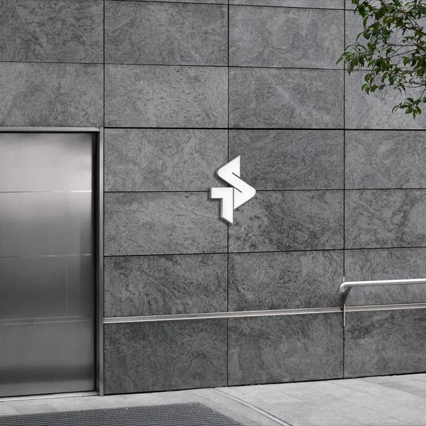 로고 | 신뢰,팀워크,성공을 표현한 로고 | 라우드소싱 포트폴리오