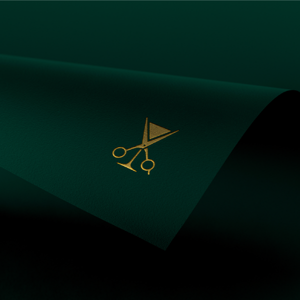 로고   헤어샵 컨셉 소셜bar 로고 디자인의뢰   라우드소싱 포트폴리오