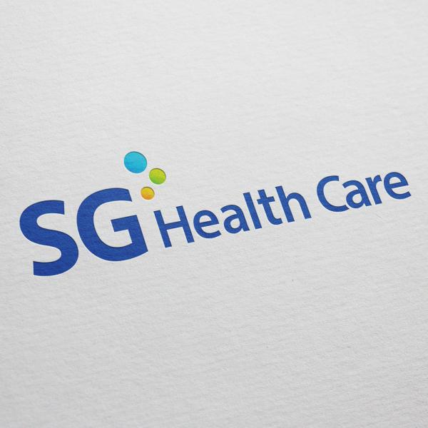 로고 | SGHealthCare Co.,Ltd. 로고 리뉴얼 | 라우드소싱 포트폴리오