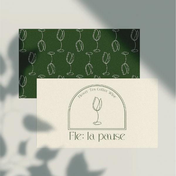 로고   플레: 라포즈 로고 디자인 의뢰   라우드소싱 포트폴리오