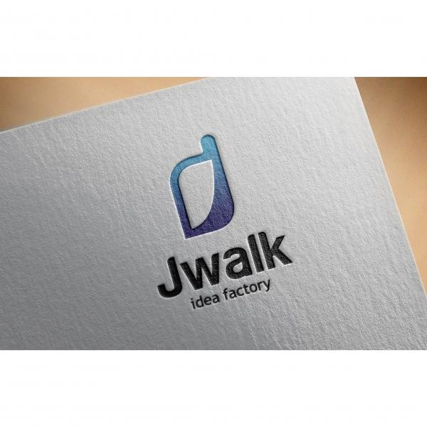 명함 / 봉투   Jwalk   (제이워크)   라우드소싱 포트폴리오