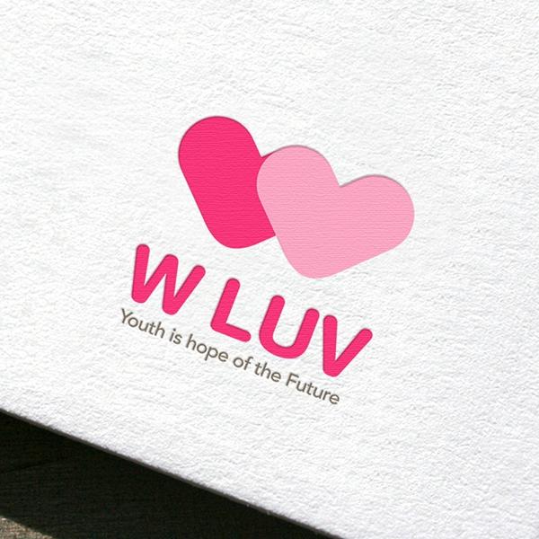 로고 디자인 | 더블유럽(W luv) | 라우드소싱 포트폴리오