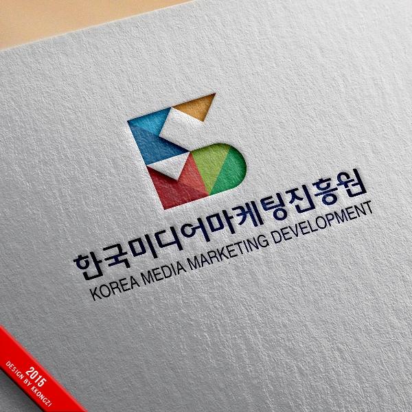 로고 디자인 | 한국미디어마케팅진흥원 로... | 라우드소싱 포트폴리오