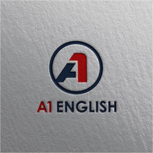 로고 + 명함 | 에이원잉글리쉬 | 라우드소싱 포트폴리오