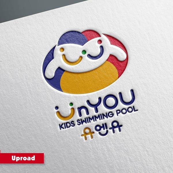로고 디자인   어린이 전용 키즈수영장 ...   라우드소싱 포트폴리오