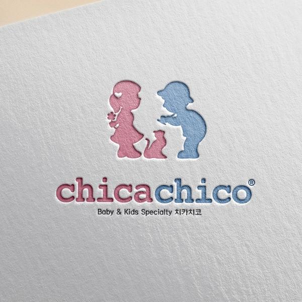로고 디자인 | 치카치코(ChicaChico) | 라우드소싱 포트폴리오